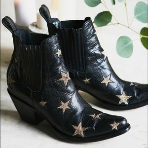 Reach for the Stars Ankle Boots
